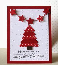 christmas cards, christma card, paper, christma tree, red christmas