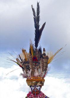 Headdress - Papua New Guinea