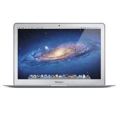 Apple MacBook Air MC965LL/A 13.3-Inch Laptop (NEWEST VERSION)