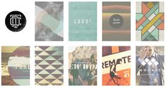 Tavish Calico Designs - love the layout and design of the portfolio itself