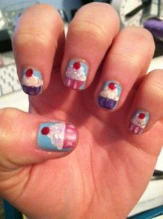 Hello Giggles Nail of the Day