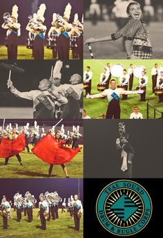 TEAL SOUND 2012 Drum and Bugle Corps: Photo
