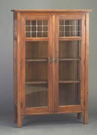 L Stickley -- Gustav Stickley's company.  Obviously I can't own THIS one, but boy do I love Arts & Crafts furniture...
