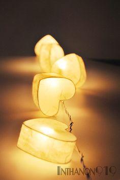 Heart Paper Lantern