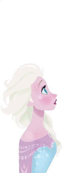 Beautiful Elsa piece. Just lovely.