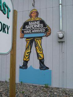 Maine Coast Sardine History Museum, Jonesport