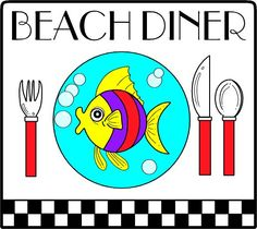 Beach Diner - one of the best breakfast places in town - Jacksonville, Fl