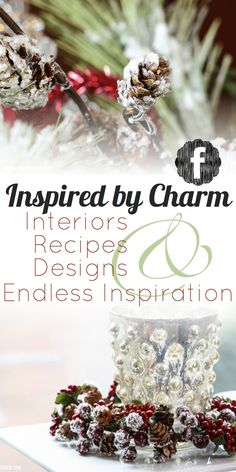 Let's connect! Join Michael Wurm, Jr. and Inspired by Charm on Facebook for more beautiful interiors, creative DIYs, and delicious recipes!  Let's be friends: http://www.facebook.com/inspiredbycharm