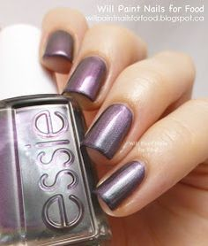 "Essie ""For The Twill Of It"", Fall 2013 Collection"