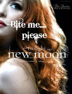 Maybe, New moon redhead remarkable