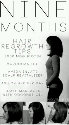 Hair growth  worth a try!  but I do all that EVERY day?