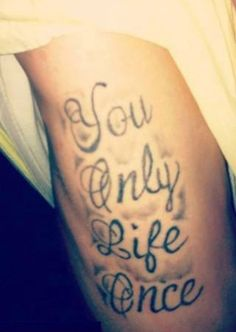 31.) I life all of the time, what are you talking about? Tattoo Fails, Tattoo Nightmar, Misspel Tattoo