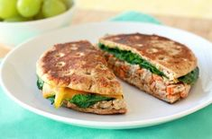Healthy and Easy Ranch-style Tuna Sandwich