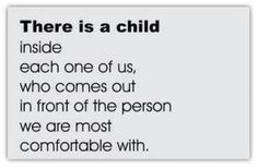 . innerchild, inspir, thought, children, inner child, quot, friend, true stories, child insid