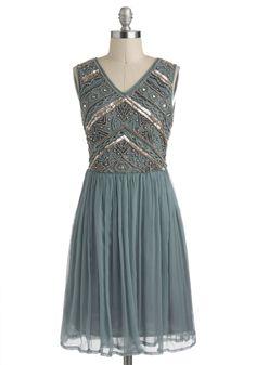 Embellishment to Be Dress | Mod Retro Vintage Dresses | ModCloth.com