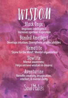 °Wisdom & Insight cr