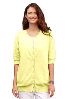 Elbow-sleeve sweater $24.99