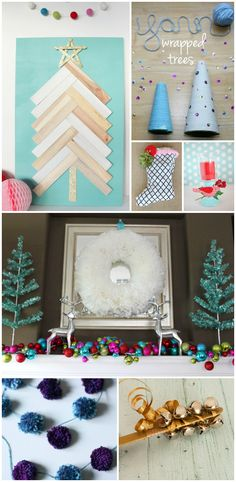 Easy DIY Christmas D