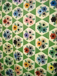 Garden Bouquet c.1930 Nancy Page