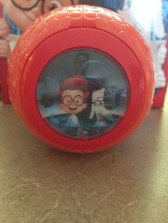 Happy Meal Toys Mr Peabody and Sherman