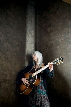 Photo Credit: David McClister. Emmylou Harris photographed in Nashville on March 31, 2011
