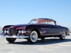Cadillac Coupe (Ghia), 1953