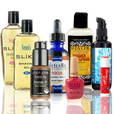 #Labels For Beauty Products from Lightning Labels