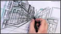 colleges, free tutori, art, pender street, watch free, one point perspective, 626, citi, tutori onlin