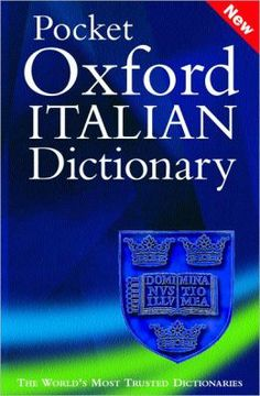 Pocket Oxford Italian dictionary