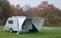 De Waard luifel - Shelter | Kip Caravan