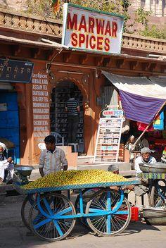 Street Markets , India