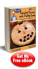 FREE Mr. Food Spooky Treats Recipe eBook!