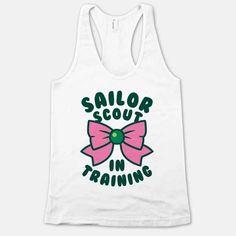 sailor moon, tank, sailor scout