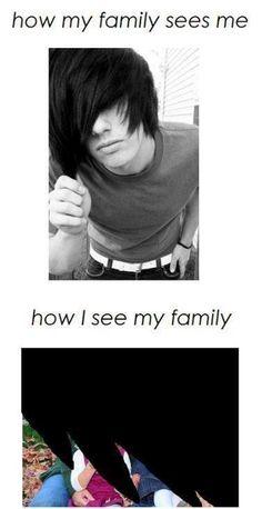 Emo view.LOL