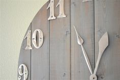 How to Make a DIY Wall Clock!