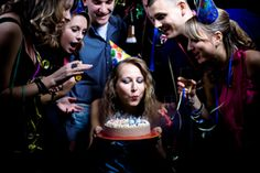 Surprise 30th Birthday Party Ideas | Stretcher.com - One of these themes is sure to please the birthday guy or gal and the guests!
