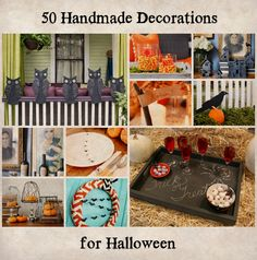 Our 50 Favorite Halloween Decorating Ideas
