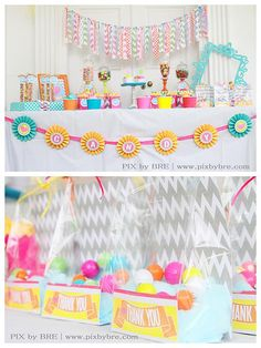 candy shop party!