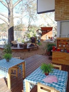 outdoor classrooms for preschools | Preschool Outdoor Classroom Ideas / Image detail for -Spring has ...