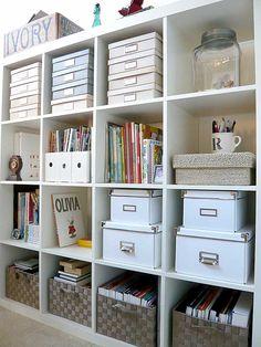 office organized
