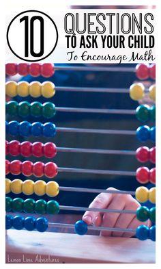 encouraging math