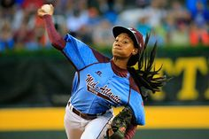 Here's Another Reason to Join the Mo'Ne Davis Fan Club | She knows how to SHUT 'EM DOWN, guys.
