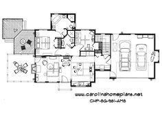 Small Floor Plan SG-981-AMS for downsizing.