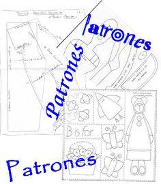 Haciendo Patchwork: Patrones para descargar
