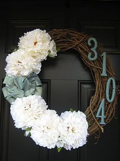 front door decoration