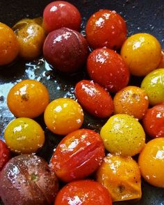 Tomatoes-Sausage-Drippings