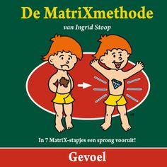 Omslag van prentenboek; gevoel. MatriXmethode  www.angelinebegeleiding.nl