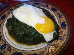 What's cookin', Mom?: Romanian Spinach Dish (Mancare de Spanac)