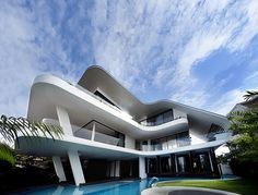 Ninety7 @ Siglap, Singapore by Aamer Architects