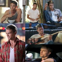 Wilson Bethel. Hart of dixie